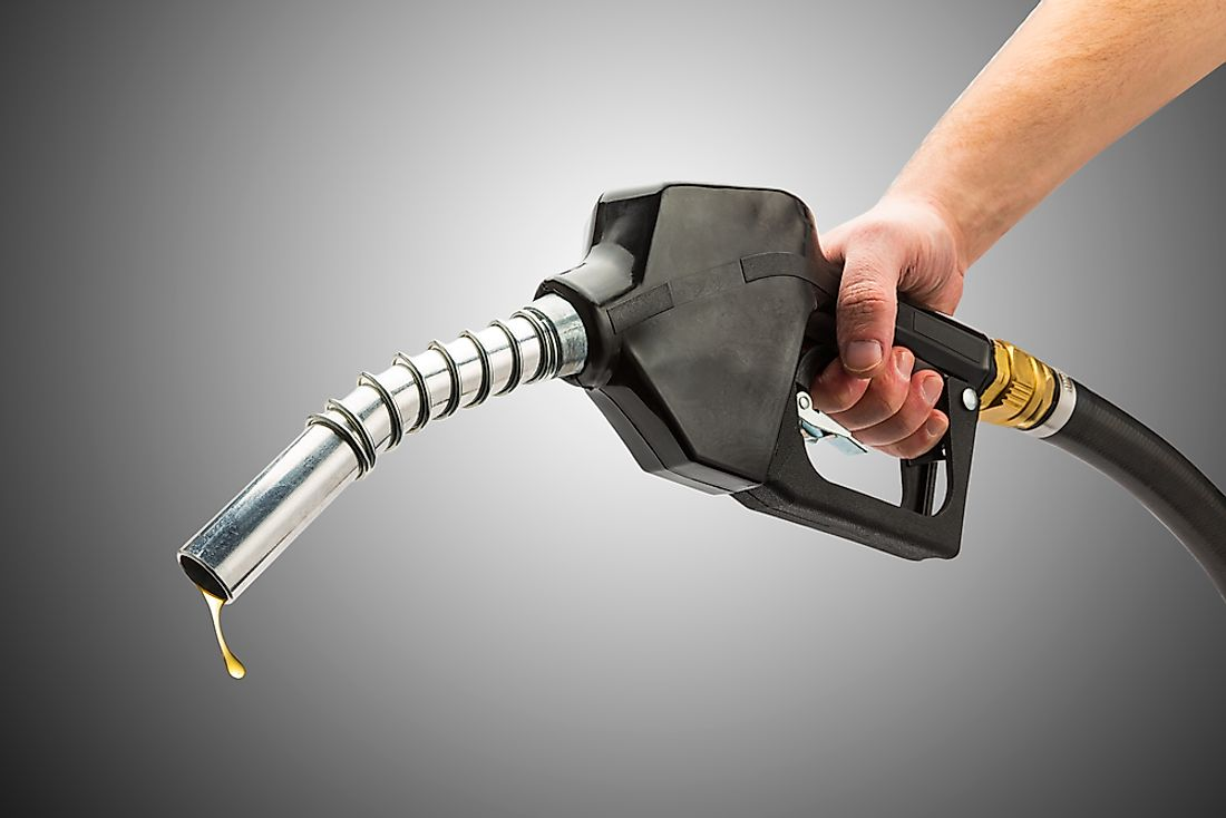 Unleaded gasoline hasn't been used in most countries since the 1980s and 1990s.
