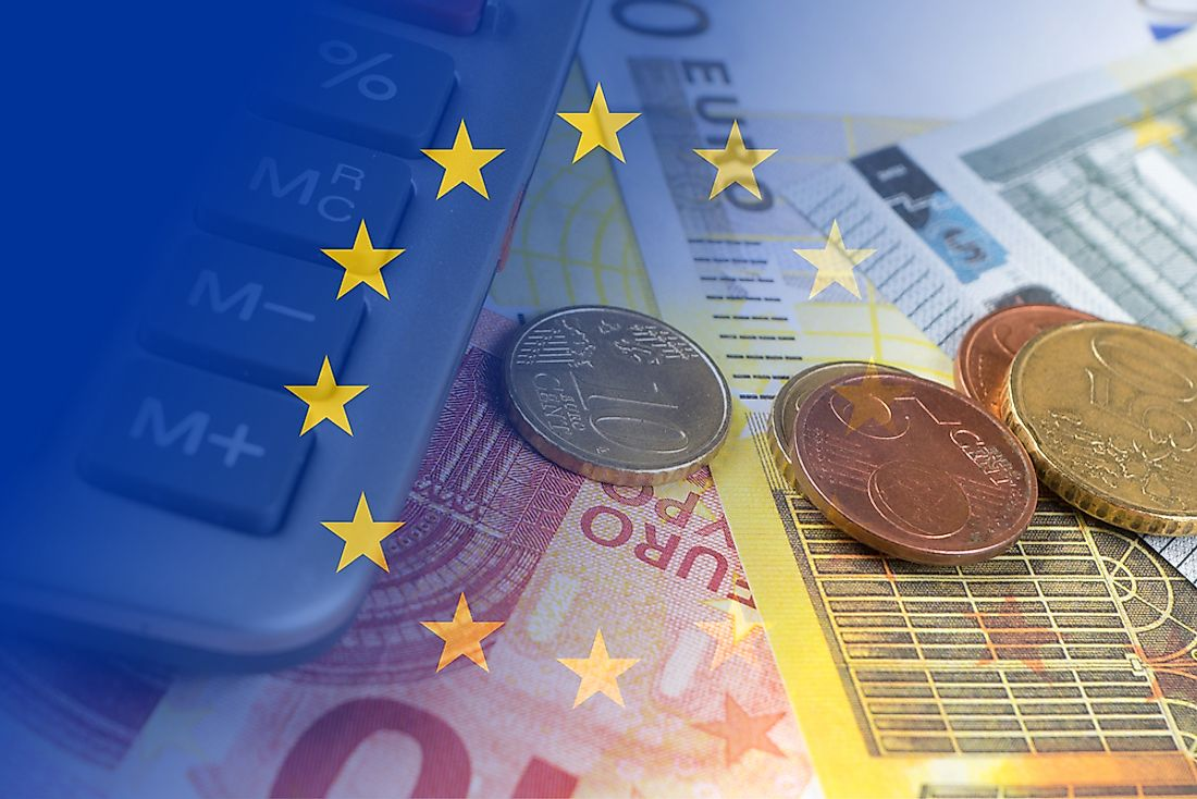 The European Council approved a €143.89 billion budget for the year 2016.