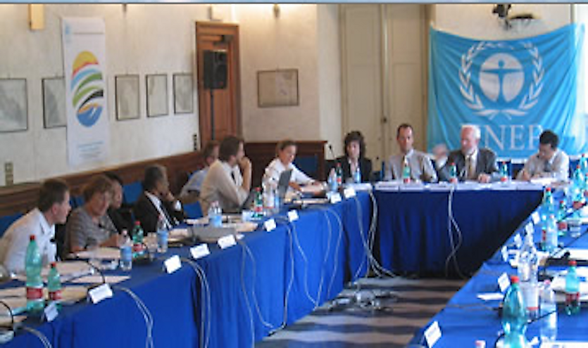 The UNEP International Resource Panel at work