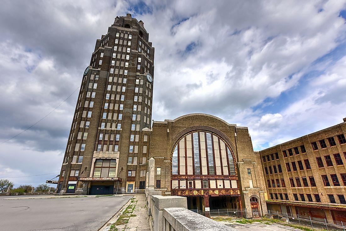 #4 Buffalo Central Terminal - United States