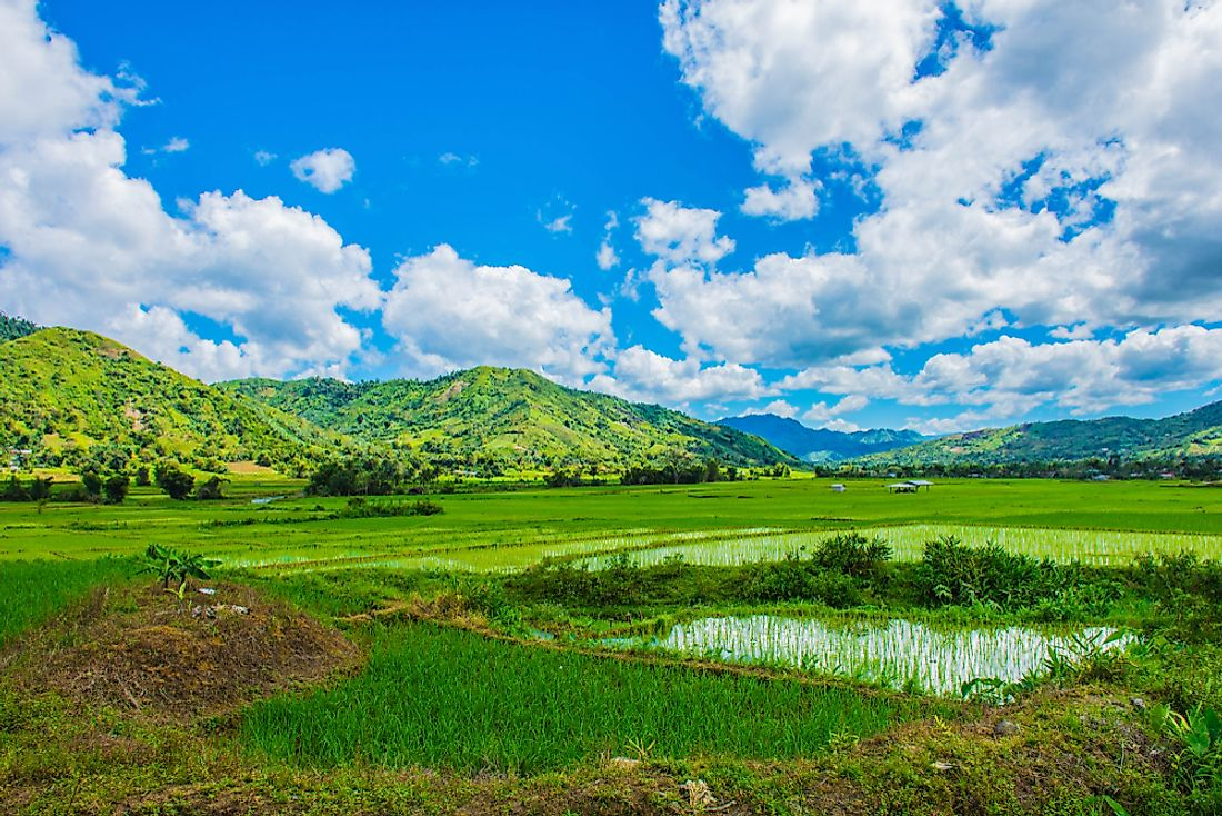 The Cagayan Valley, the Philippines.