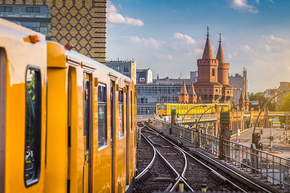 The Top 10 Best Public Transit
