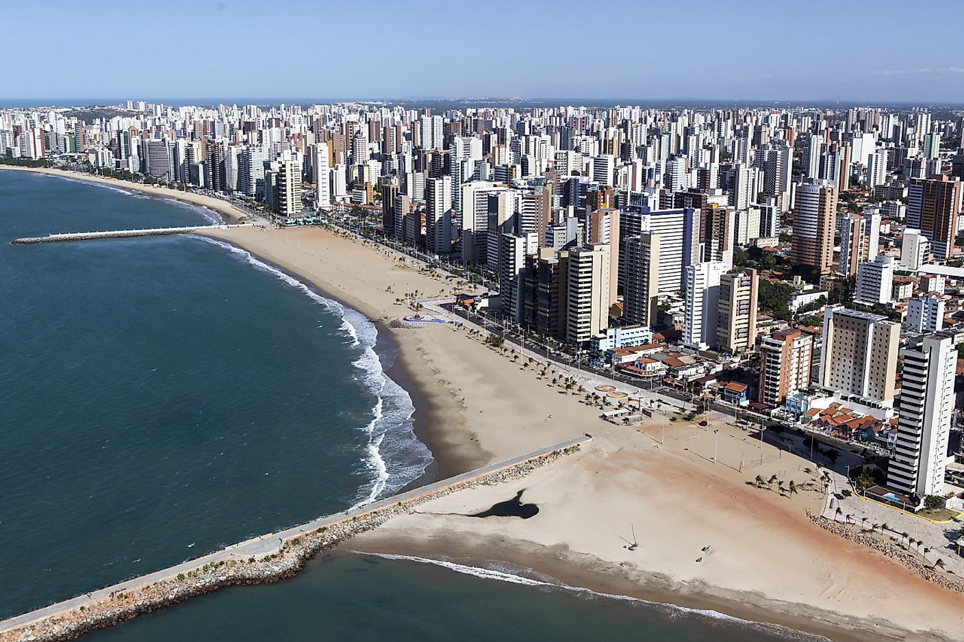 fortaleza brazil 6 The Most Dangerous Cities In The World