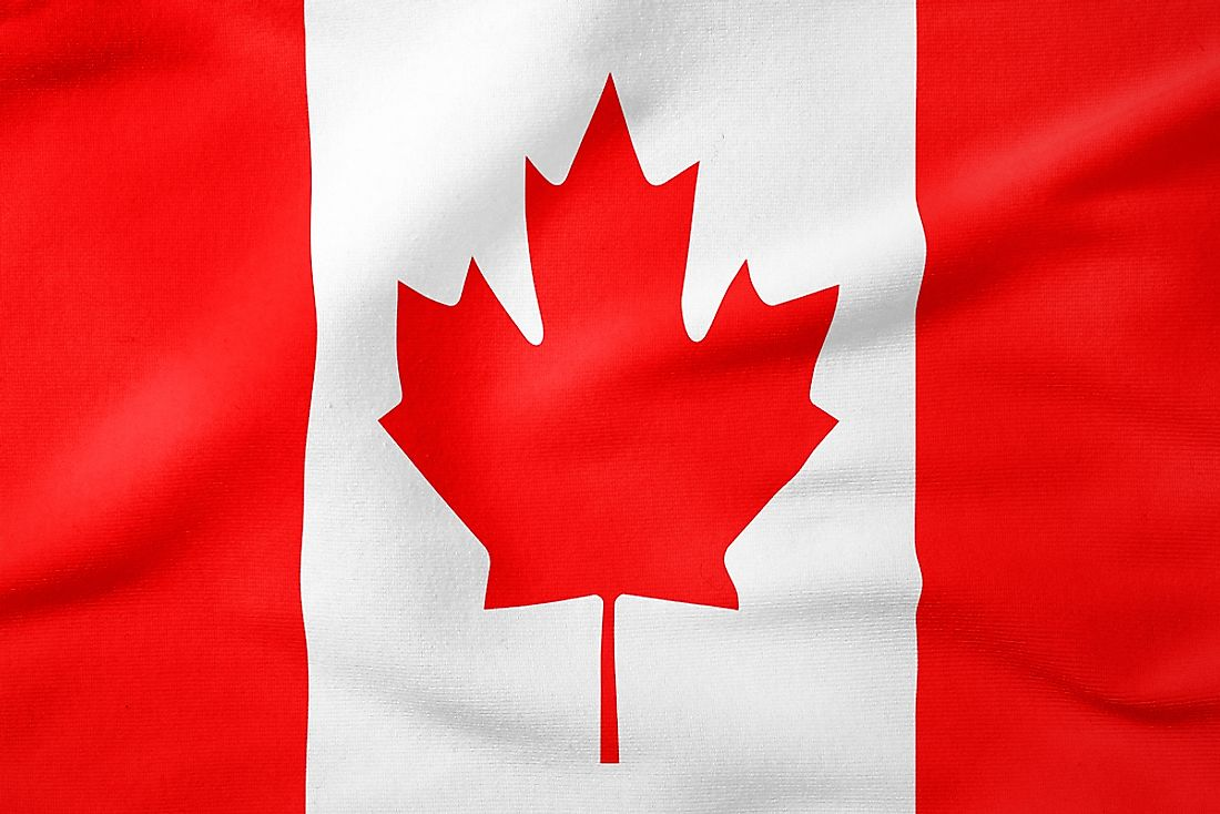 The Canadian flag, although the most recognizable, is not the only symbol of Canada.