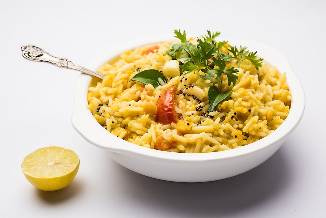 India has no national dish. However, Khichdi is sometimes suggested as the unofficial national dish.