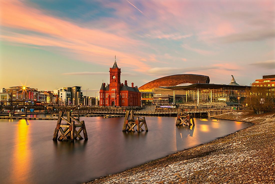 What Is the Capital of Wales