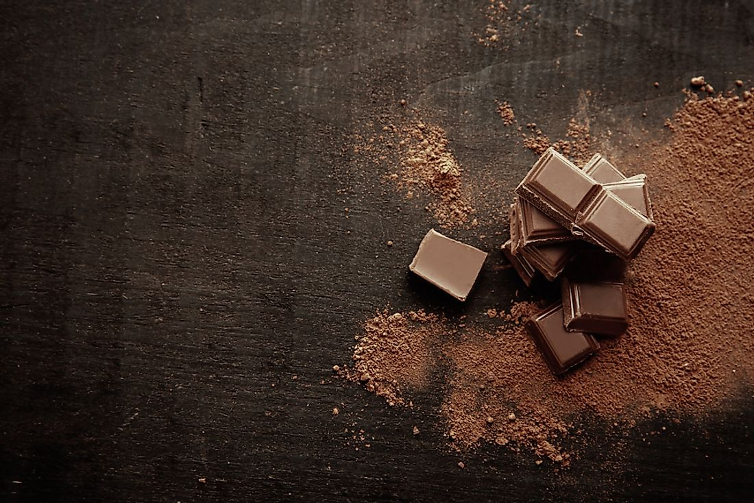 Chocolate is one of the world's most beloved sweets.