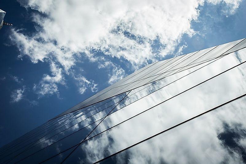 #5 Bank of America Tower, New York City - 1,200 Feet