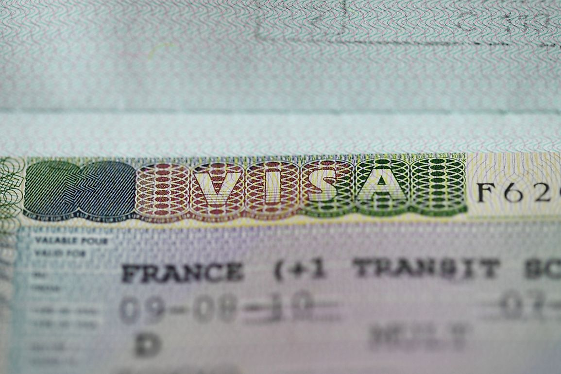 The Schengen Visa Passport to an