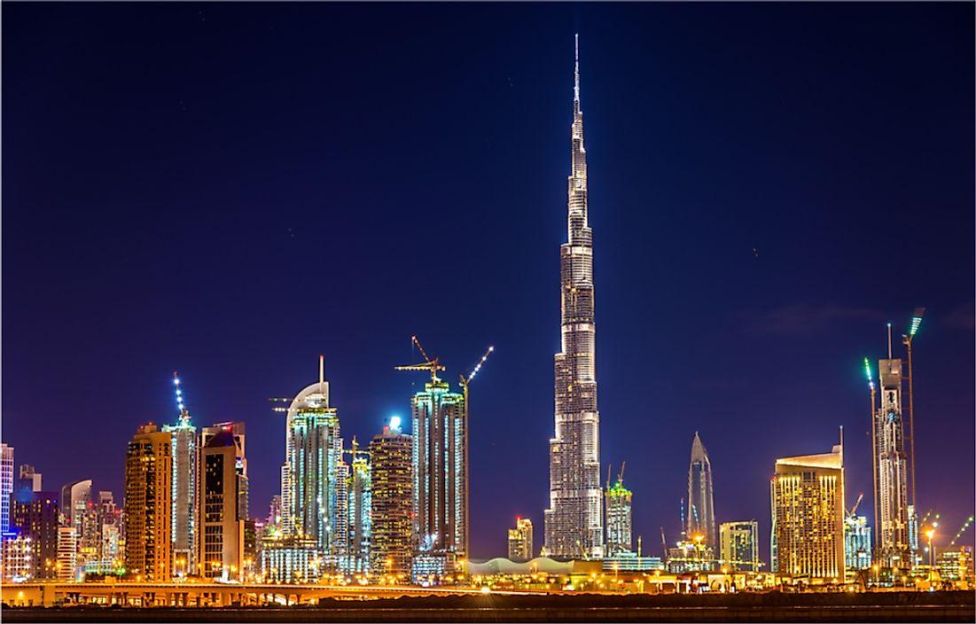 The 10 Tallest Buildings Of The Future Worldatlas