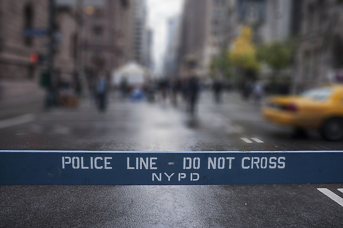 From 1960 to 1970, the homicide rate in New York City more than doubled.