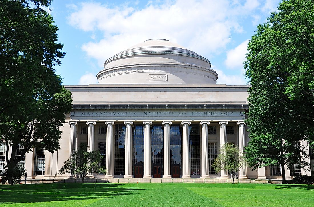 The Great Dome of MIT.