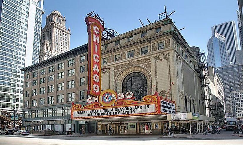 #3 Chicago, Illinois -