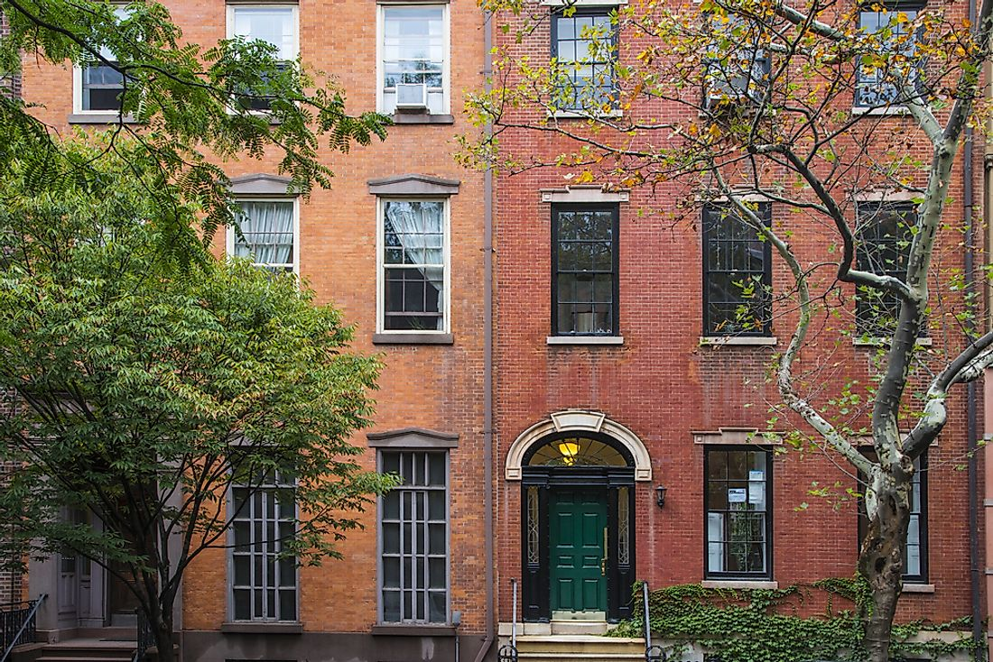 Jane Jacobs loved the neighborhood of Greenwich Village, New York, where she also lived for many years.