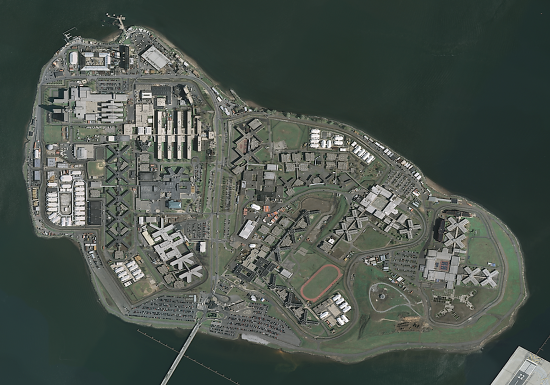 Rikers Island The Worldu0027s Largest Penal