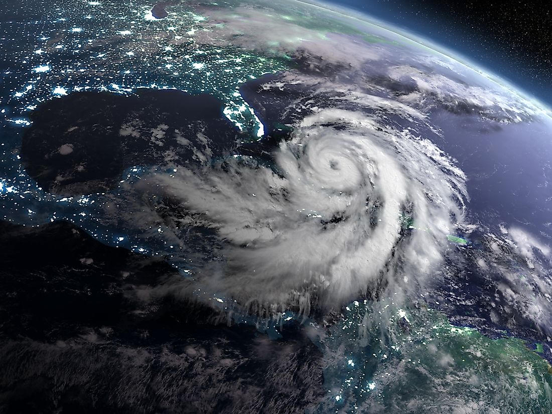 Hurricanes are massive tropical storms that cause a significant amount of damage and tragic loss of life.