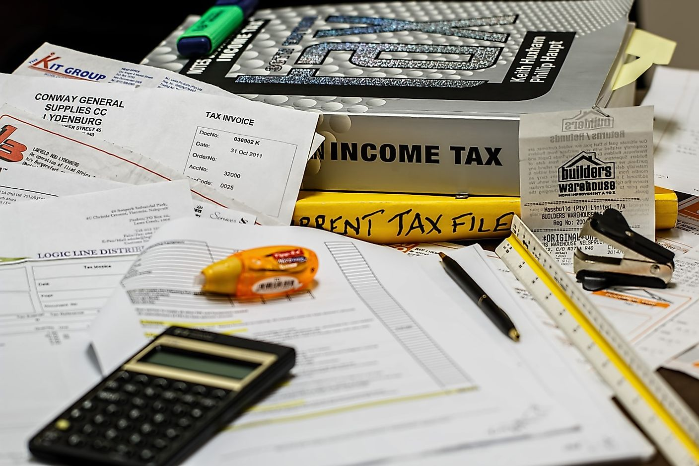 Tax preparation and payment is an arduous task and requires more time in some countries than others.