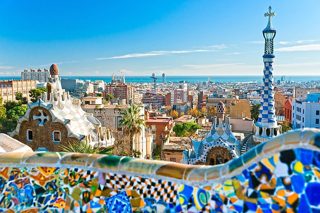 Barcelona is the capital as well as the largest city in Catalonia. Photo credit: Luciano Mortula - LGM / Shutterstock.com.