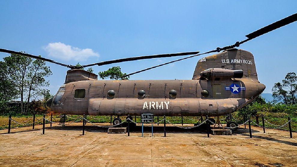 The Battle of Khe Sanh The Vietnam War WorldAtlas