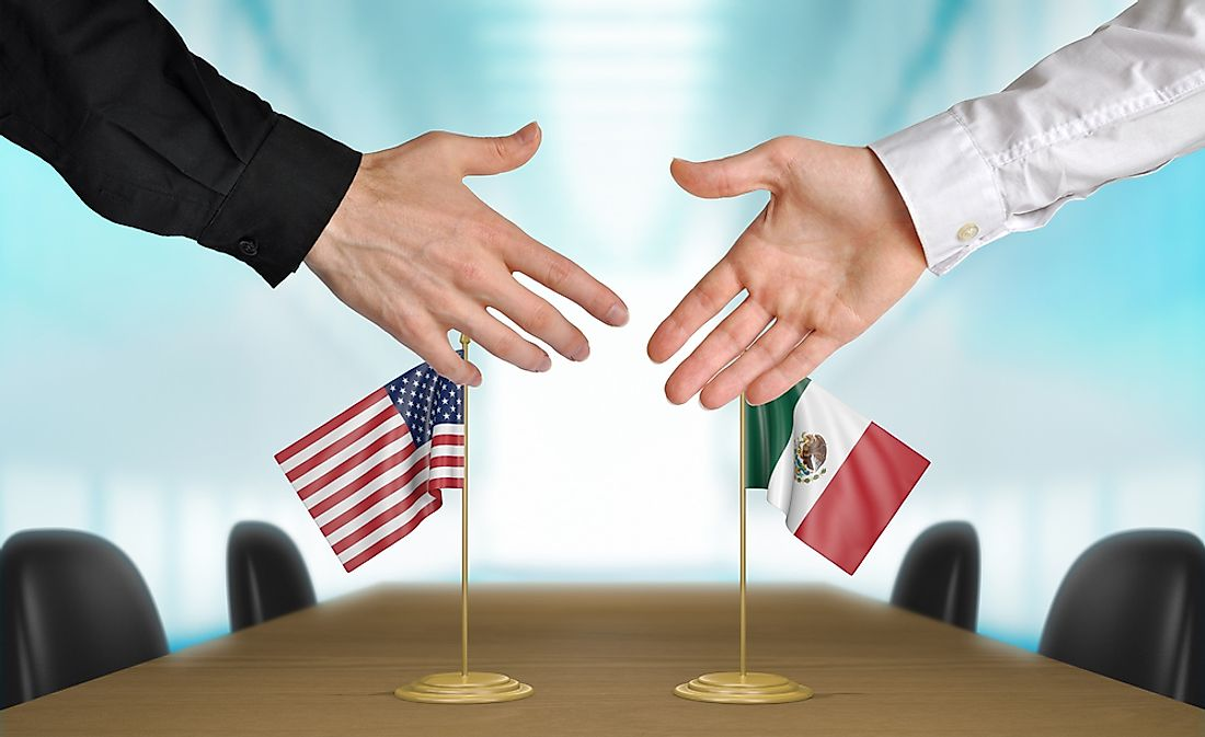 The Treaty is officially known as the treaty of friendship, peace, settlement, and limit between Mexico and the United States.