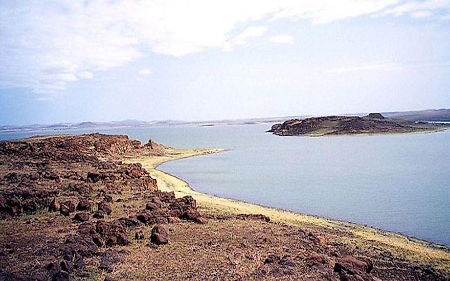#4 Lake Turkana