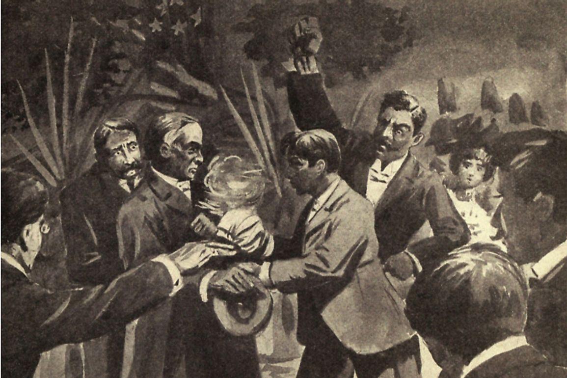assassination attempts presidents worldatlas