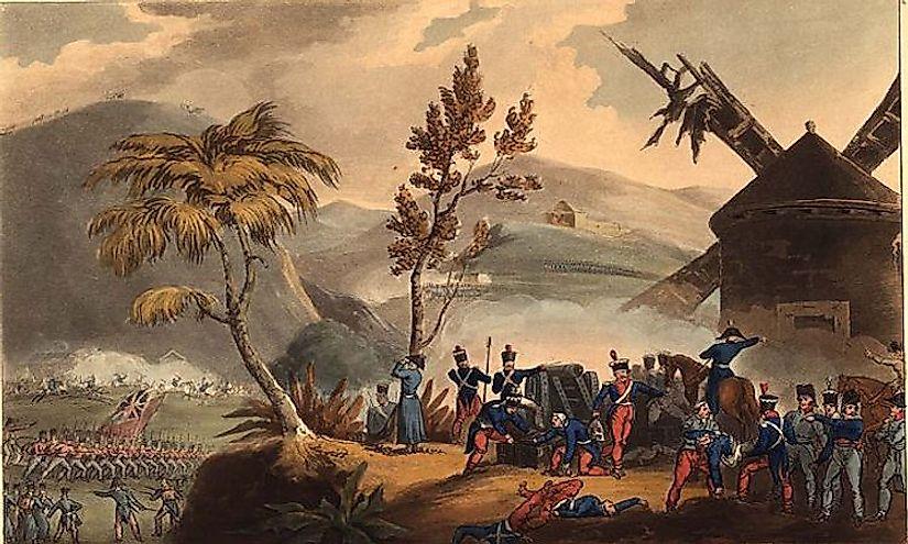 #8 Battle of Roliça (August of 1808) -