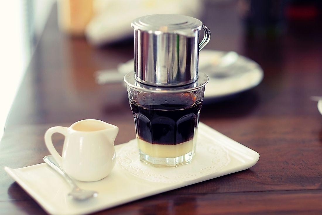 10 nước sản xuất cà phê lớn nhất thế giới. Việt Nam lọt top đầu