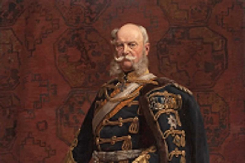 Raised to be a Prussian military man, Wilhelm I would become Emperor of all of Germany.