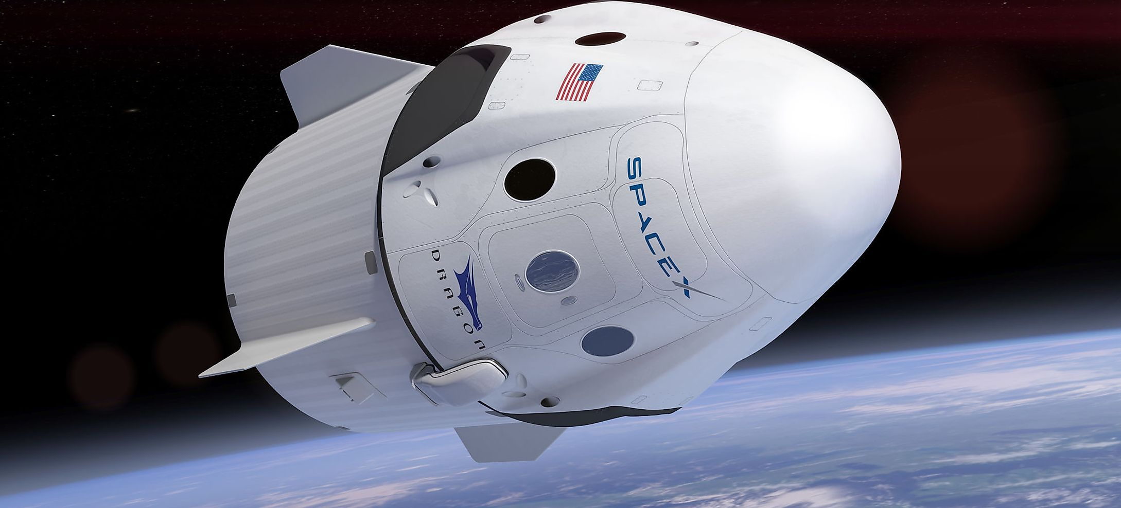 SpaceX's Crew Dragon mission has been in development for years, but there have been many delays. Image credit: www.spacex.com