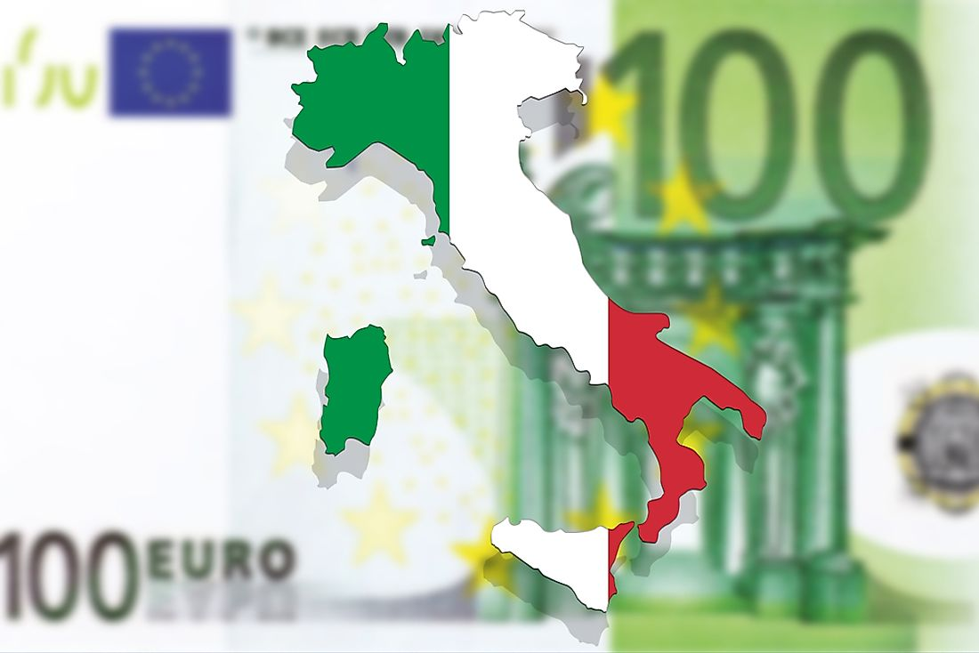 Insurance groups play an important role in the Italian economy.