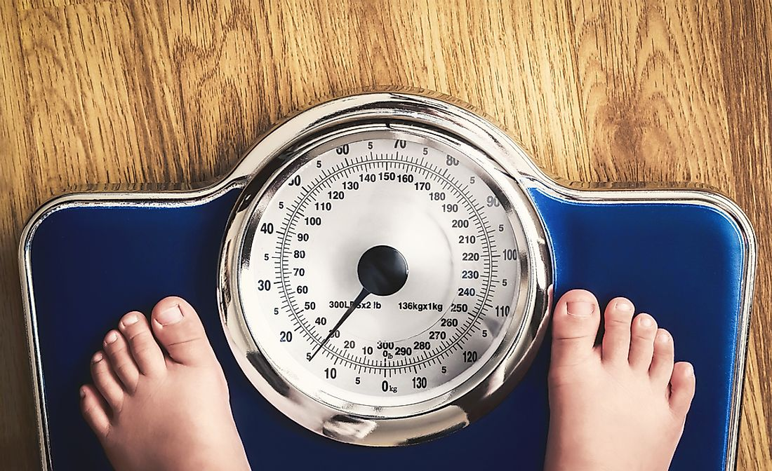 Obesity has been a growing concern in countries around the world.