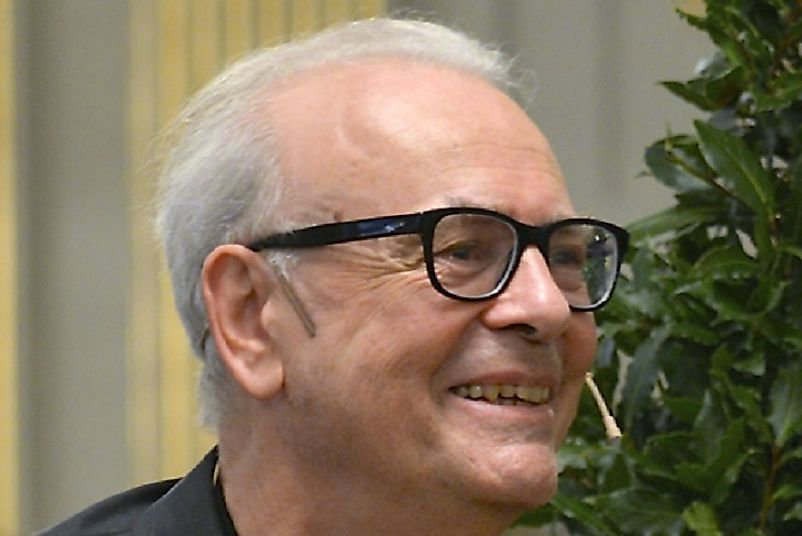 Jean Patrick Modiano, the most recent Frenchman to win the Nobel Prize in literature.