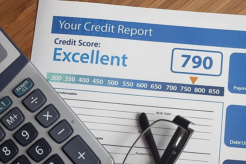 Private credit bureaus make credit information readily available to their users.