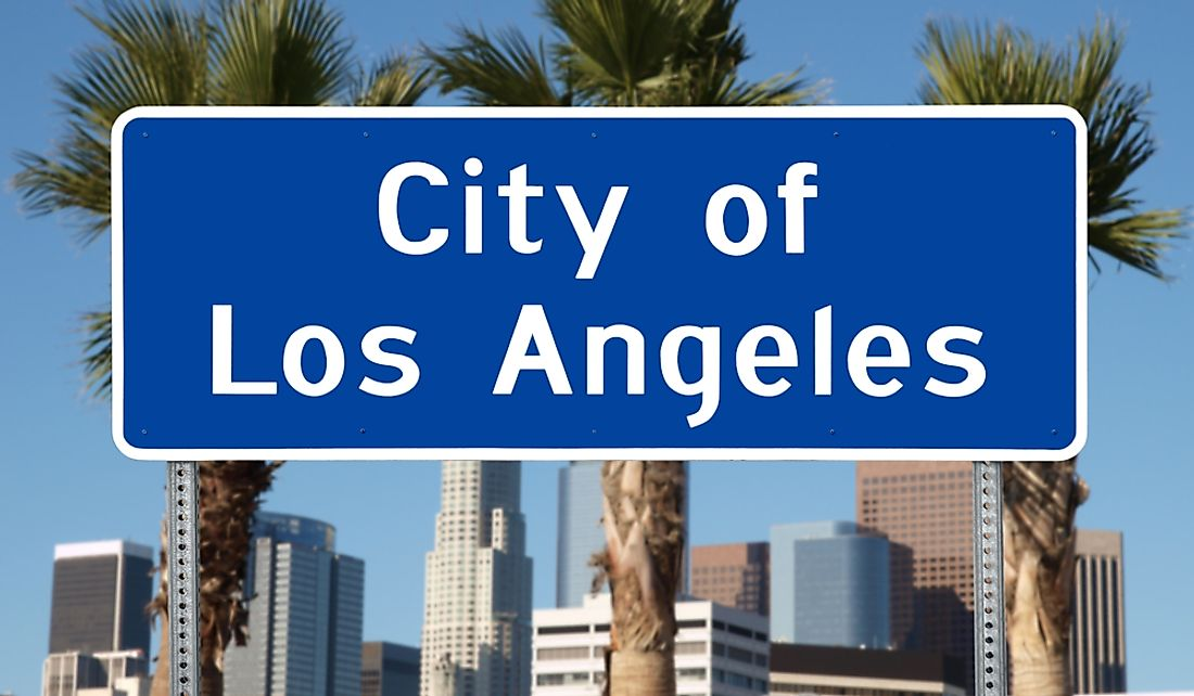 The City of Los Angeles was incorporated in 1850.