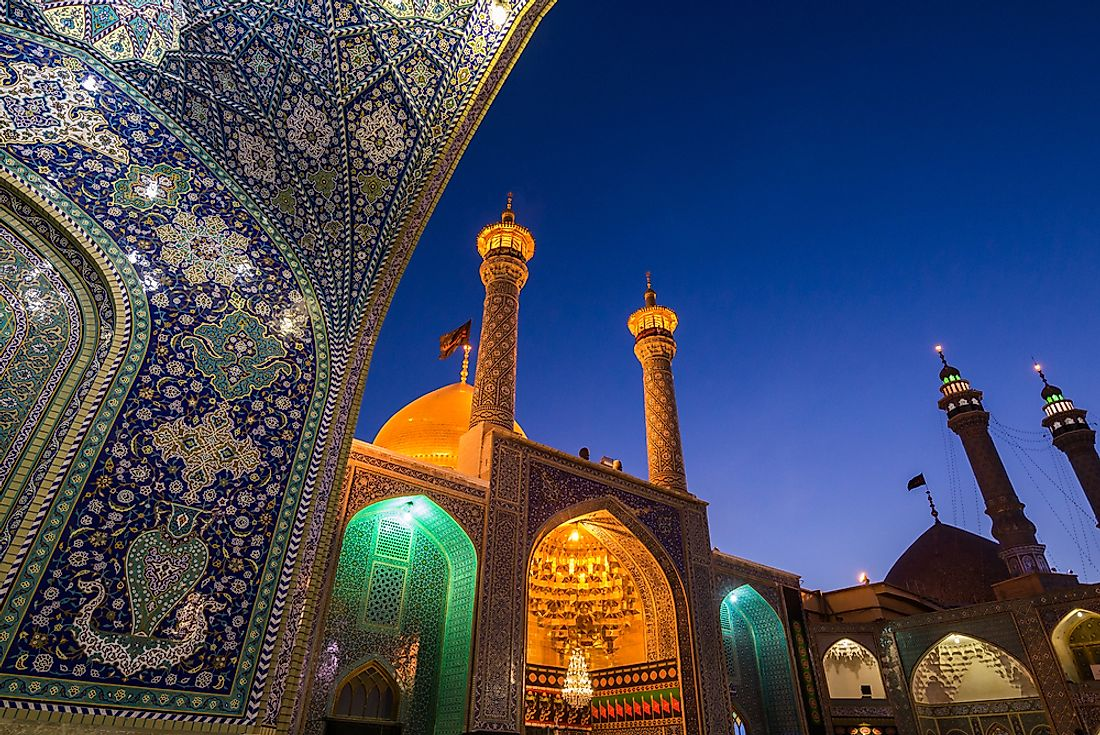 Greater Iran refers to an area that is greatly influenced by the culture of Iran.