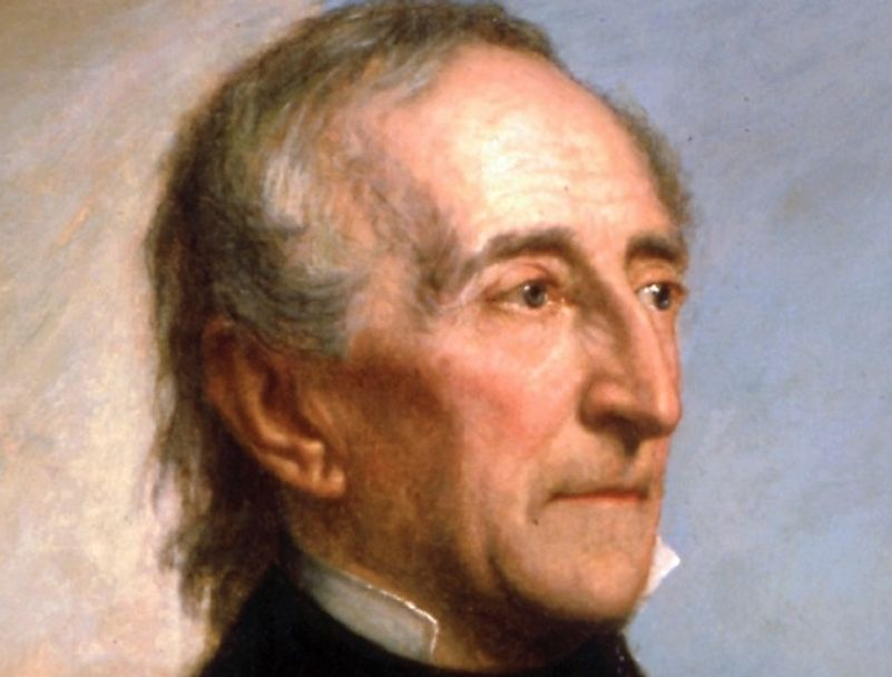 the territorial expansion of america during the administration of john tyler Edward crapol talked about president john tyler and how his career, thoughts,  and actions relate to the origins of the confederacy and the.