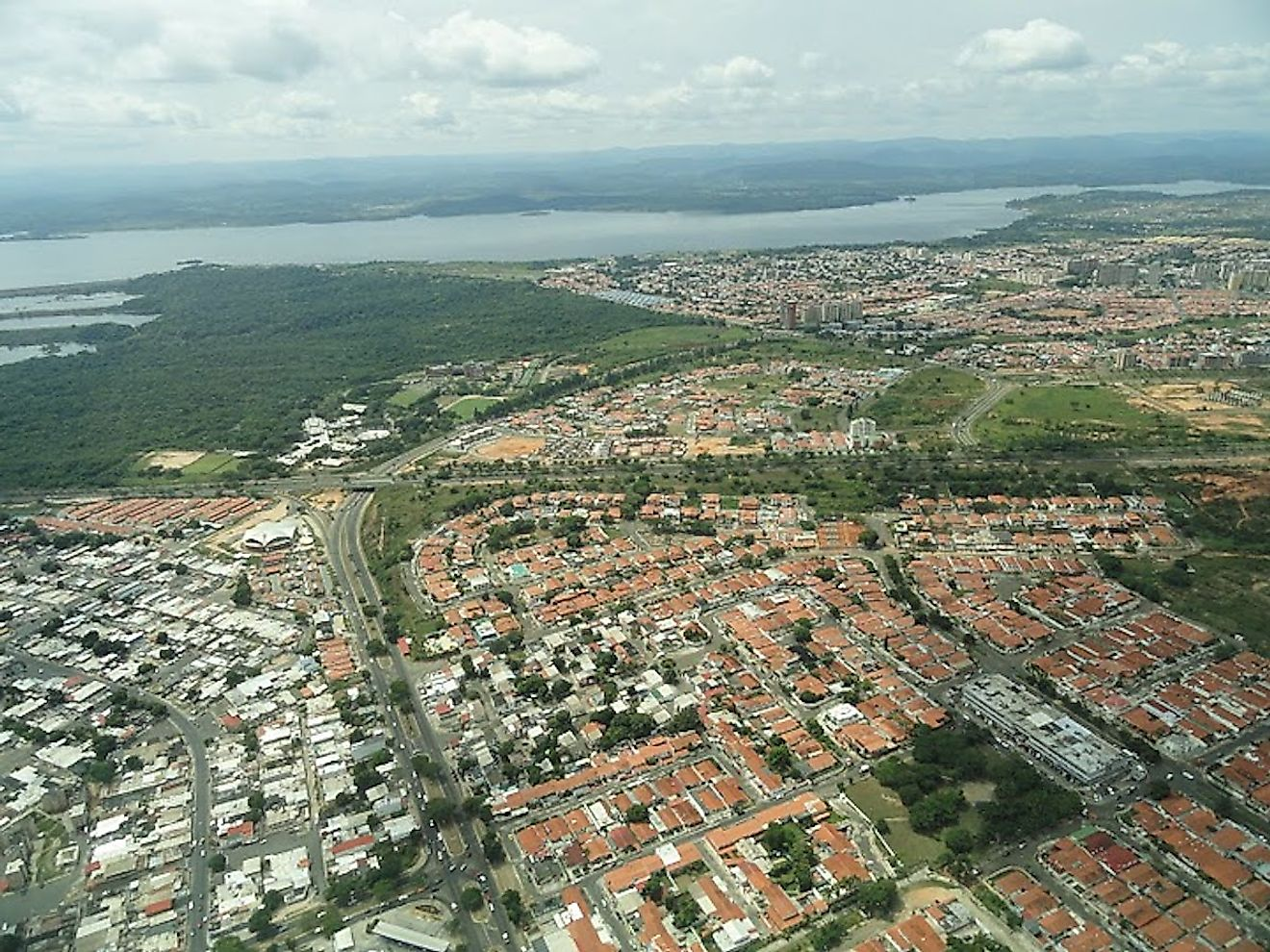puerto ordaz 2 The Most Dangerous Cities In The World