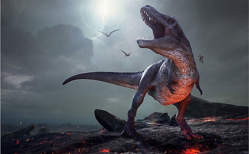 Although extinct, dinosaurs continue to inspire the awe of people more than many extant species.