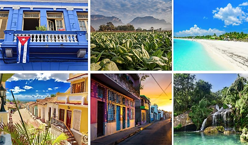 Cuba is a beautiful country that attracts many tourists every year.