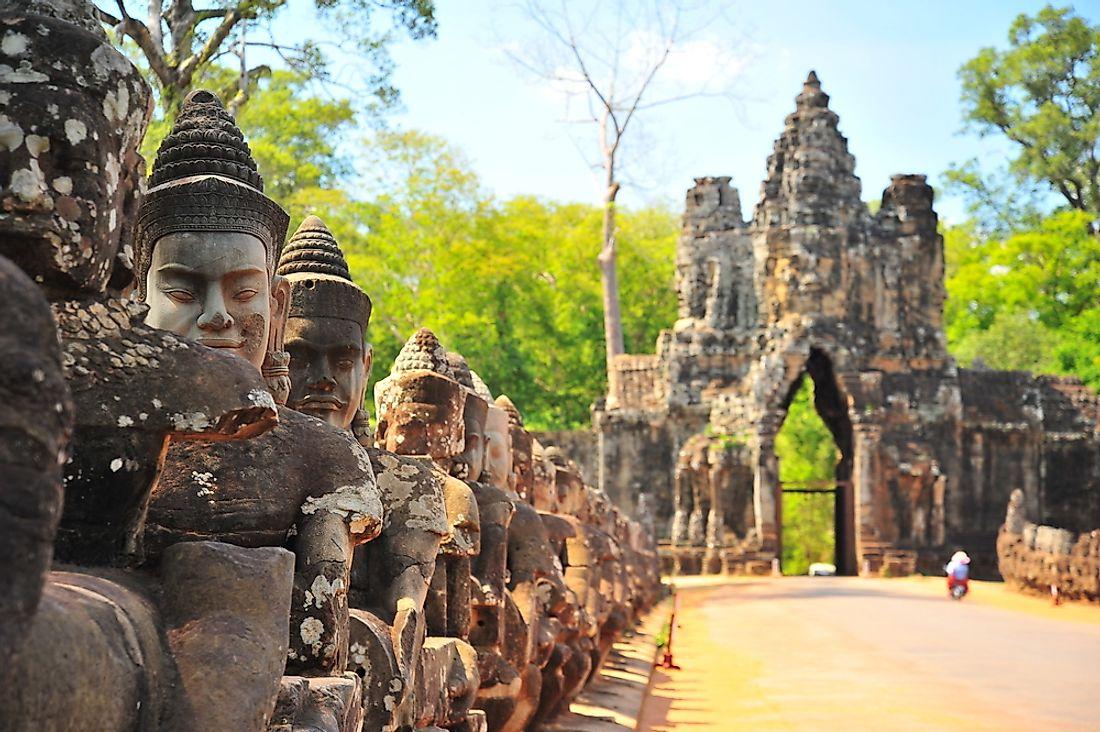 The Top 10 Tourist Attractions In Cambodia - WorldAtlas