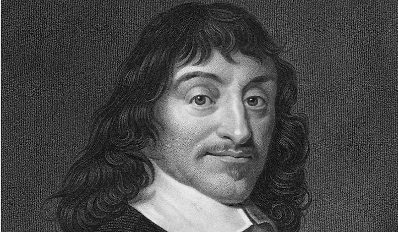 The Age of Reason saw the rise of Descartes.