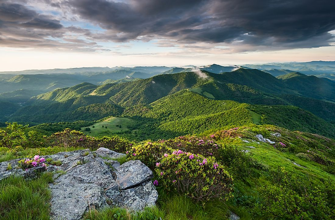 The Appalachian Highlands is a physiographic region in the United States.