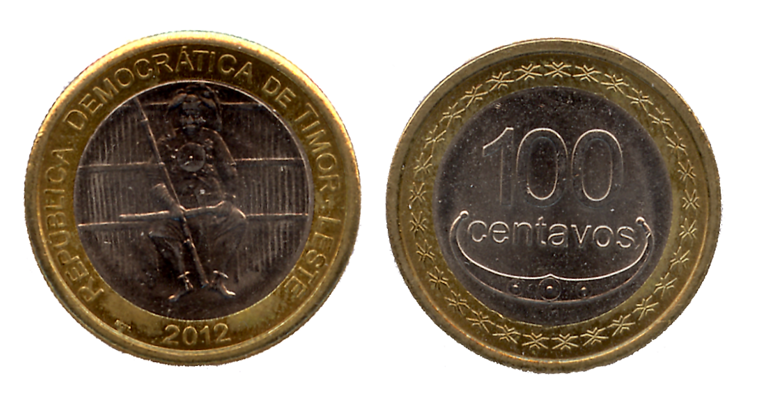 The US Dollar is used a the currency of Timor-Leste.