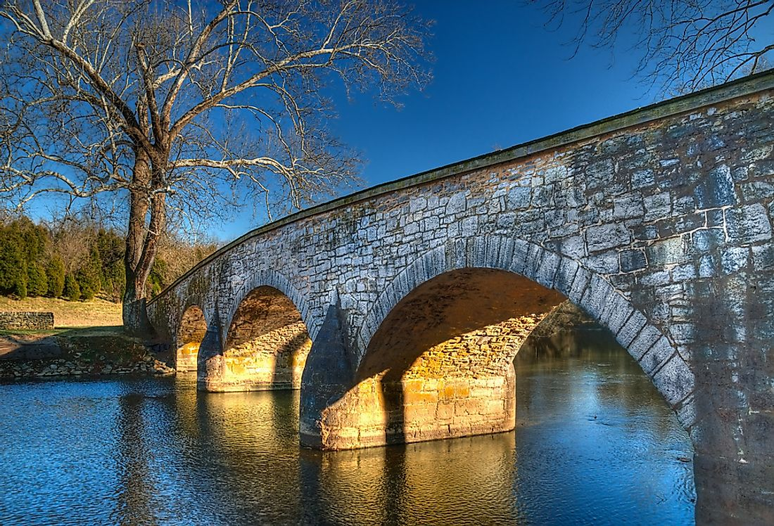 Burnside's Bridge was one of the most strategically important objectives in the Battle Of Antietam.