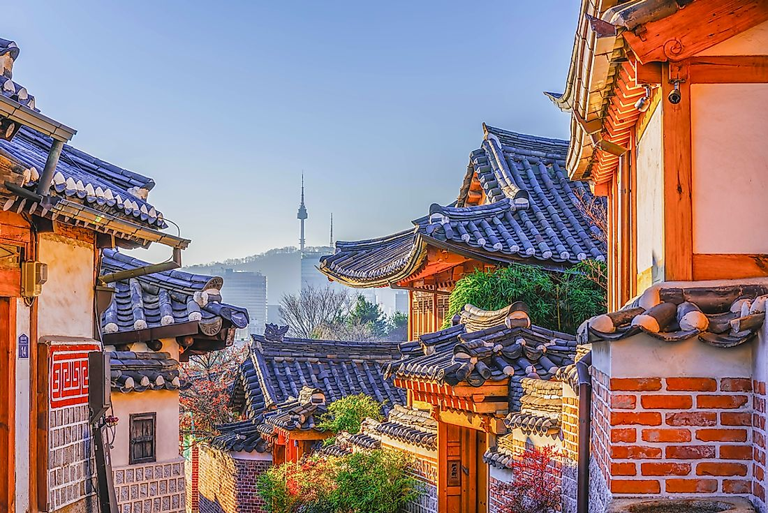 Seoul, South Korea is one of the world's design capitals.