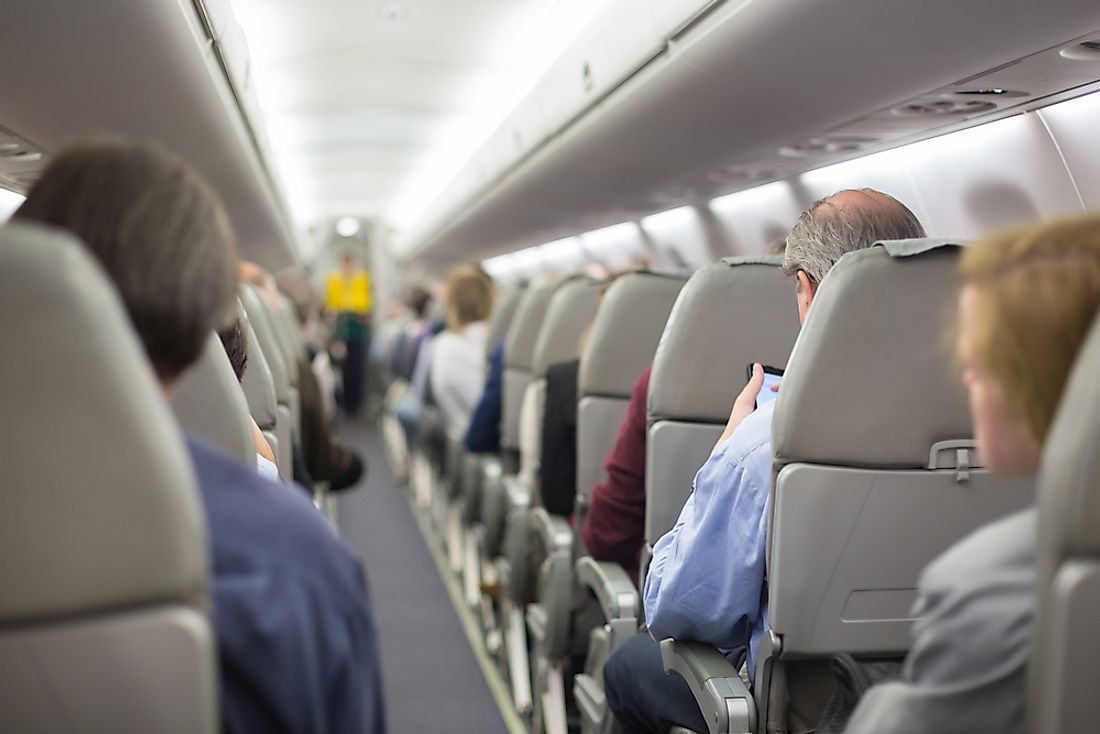 Despite heavily publicized reports of accidents, air travel remains one of the safest modes of travel.
