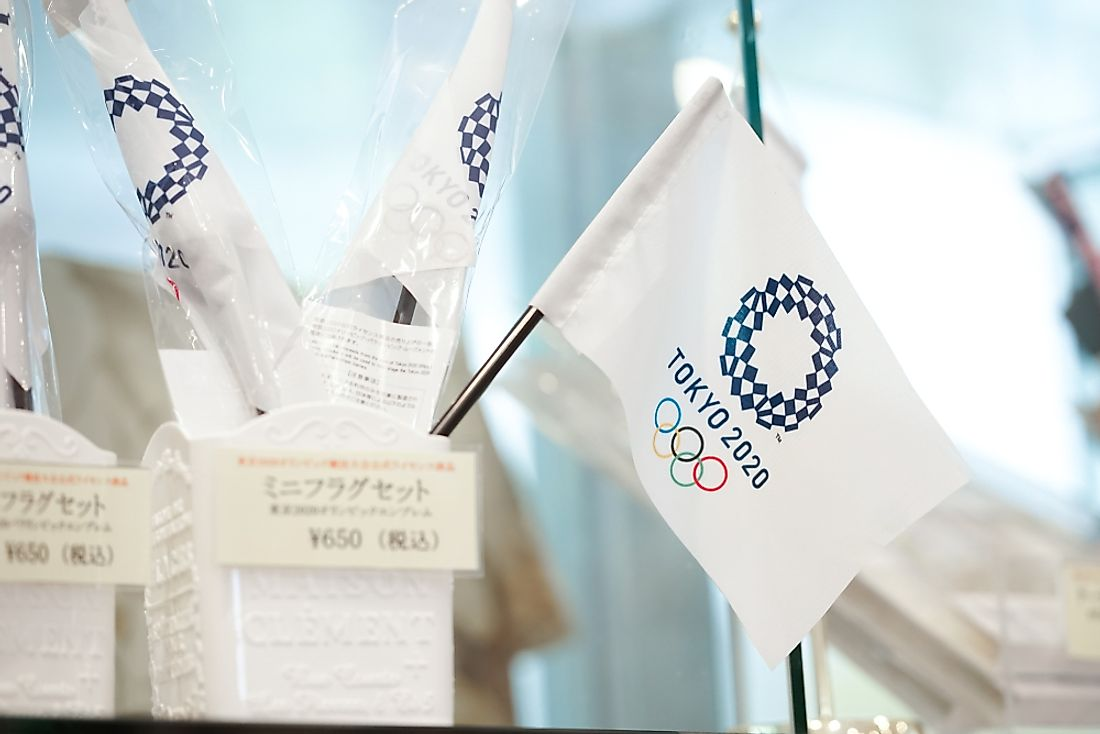 Tokyo will host the Olympic Games in 2020. Editorial credit: enchanted_fairy / Shutterstock.com.