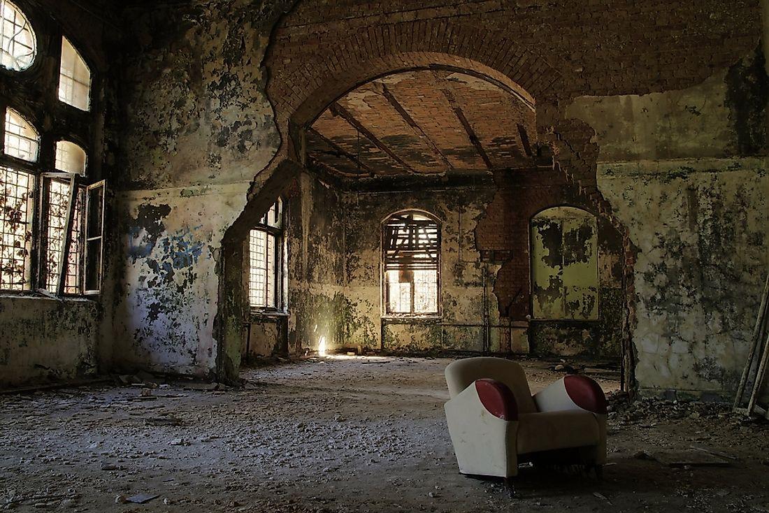 #10 Beelitz Military Hospital - Germany