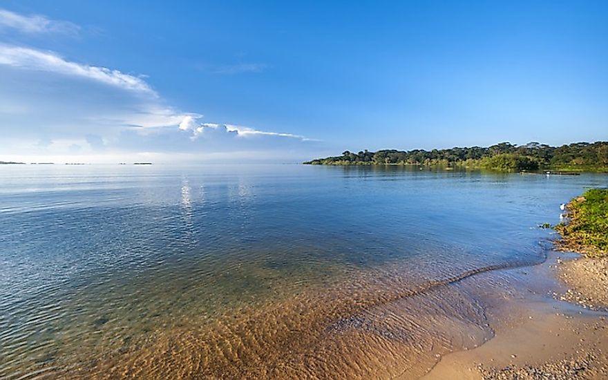 #1 Lake Victoria